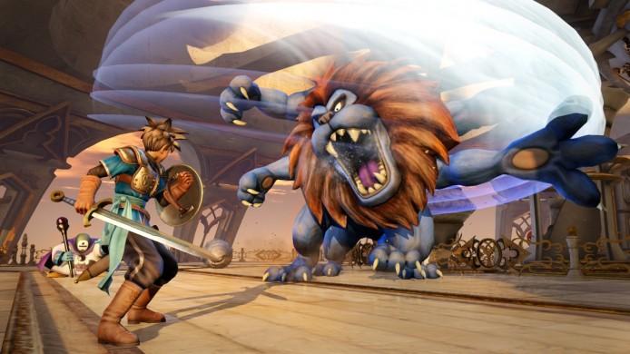 Dragon Quest Heroes_Screenshot (3)