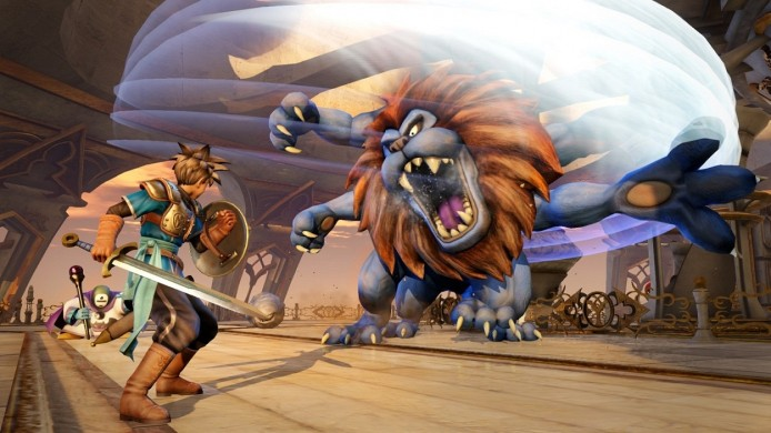 Dragon Quest Heroes_Screenshot