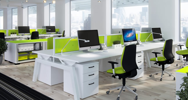 green-office-furniture-classic
