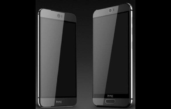 早前的 HTC One (M9) 外觀設計圖