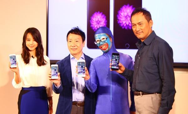 iPhone 6 及 iPhone 6 Plus 深受日本用家歡迎
