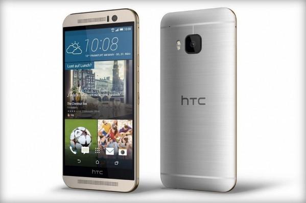 日前德國網站 Mobile Geeks 公開的 HTC One M9 圖片