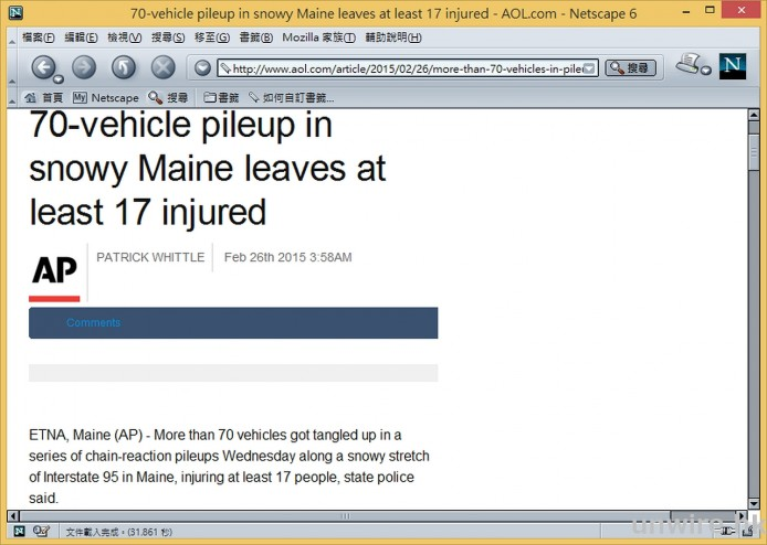 2015-02-26 20_09_10-70-vehicle pileup in snowy Maine leaves at least 17 injured - AOL.com - Netscape_wm