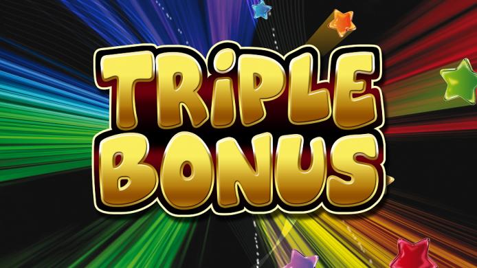 Triple Bonus video tb