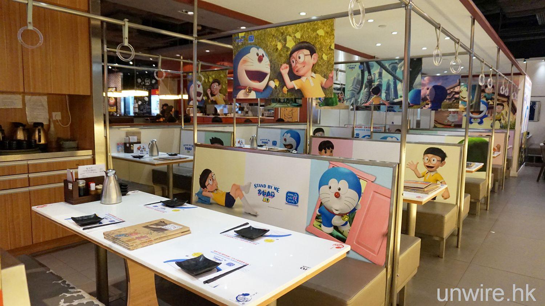 依莉詩親試:《STAND BY ME》 多啦 A 夢 Pop-up Café (同日直擊北海道新千歲機場 Doraemon Cafe)