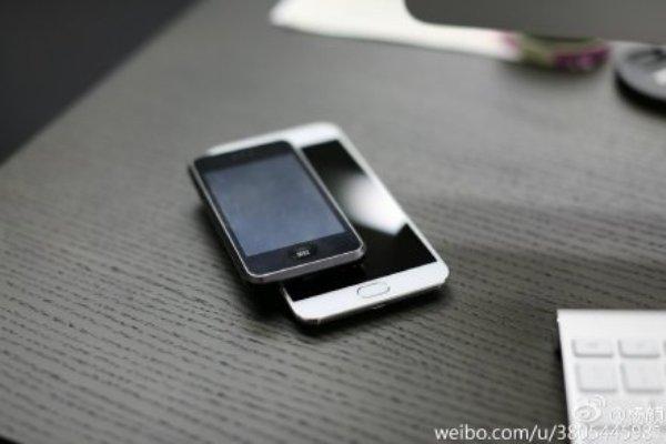 早前魅族副總裁楊顏公開的神秘新手機