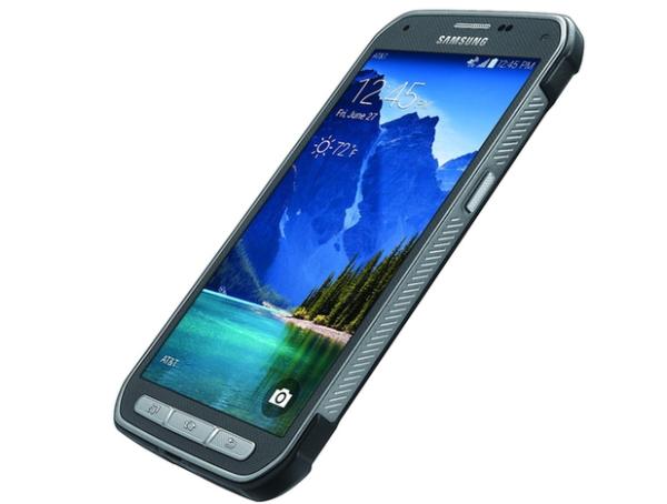 去年推出的 Galaxy S5 Active