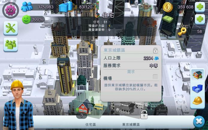 講到日本特色,自然可以起東京城鎮住宅區啦!終於可以唔洗再多幾楝「中銀」係座城入面了......