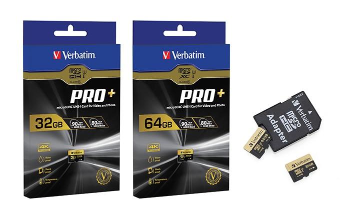 Verbatim PRO+ MicroSD_01