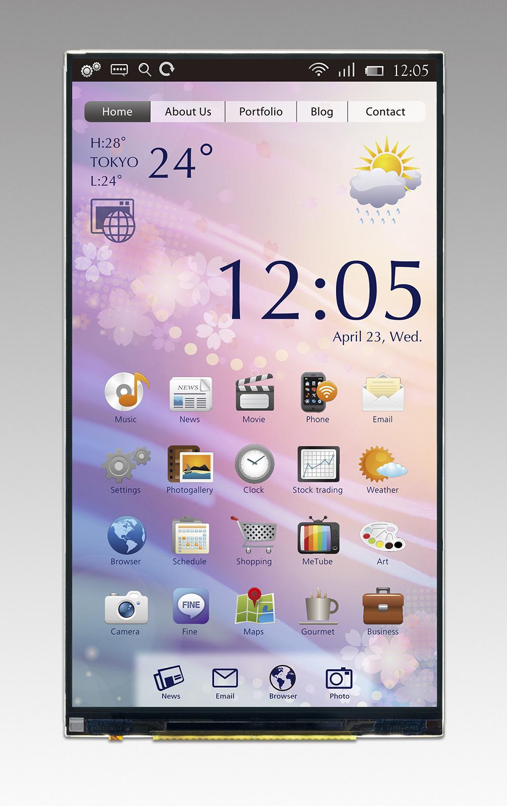 iPhone 6s Plus 熒幕「預覽」?JDI 推出全新 WQHD 熒幕