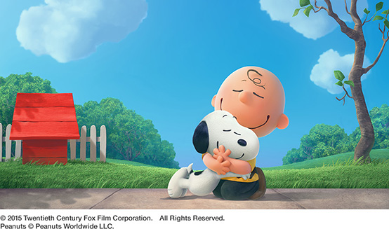 《 I LOVE Snoopy THE PEANUTS MOVIE》片段