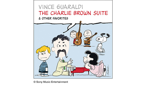 Snoopy 歌曲『Linus and Lucy with the band』
