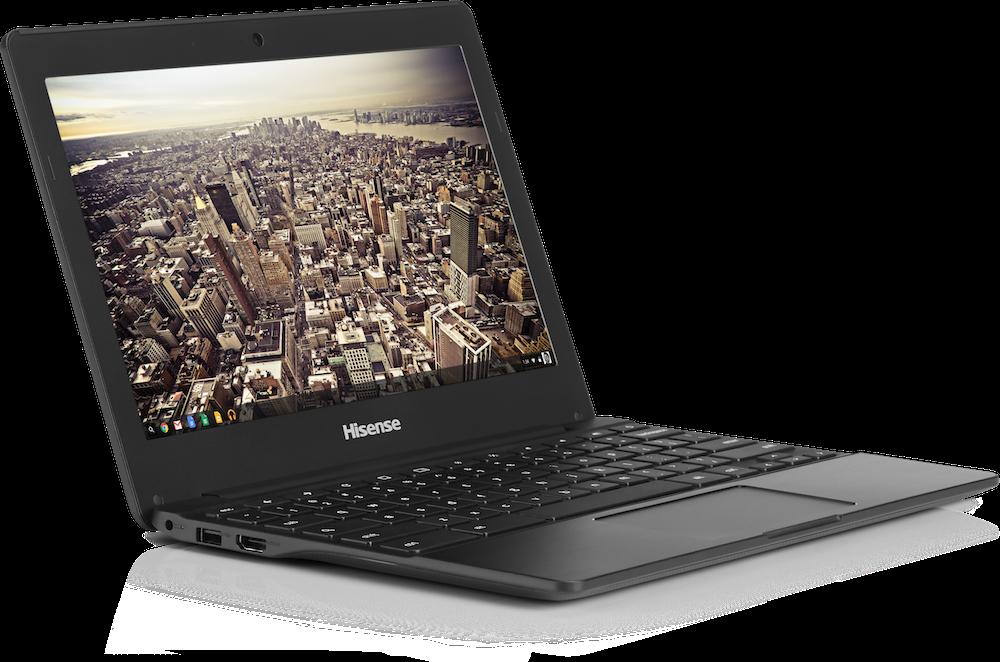 平霸 $1,155 Hisense、Haier Chromebook 發表