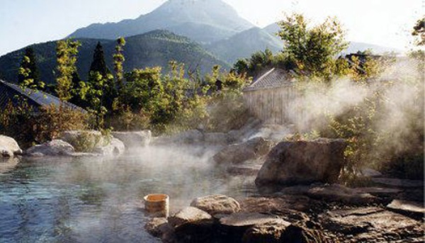 湯布院溫泉