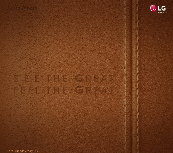 Save the Date_LG G4 Launch