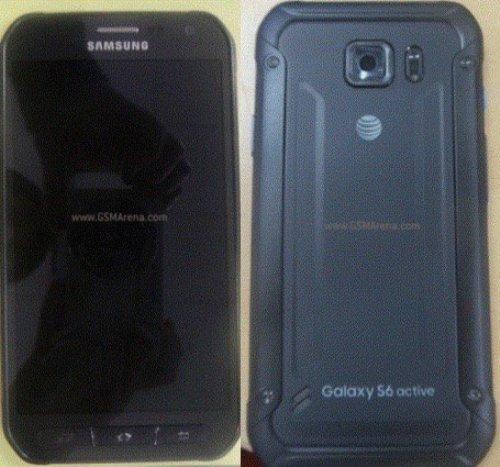 日前流出的 Galaxy S6 Active 實機圖