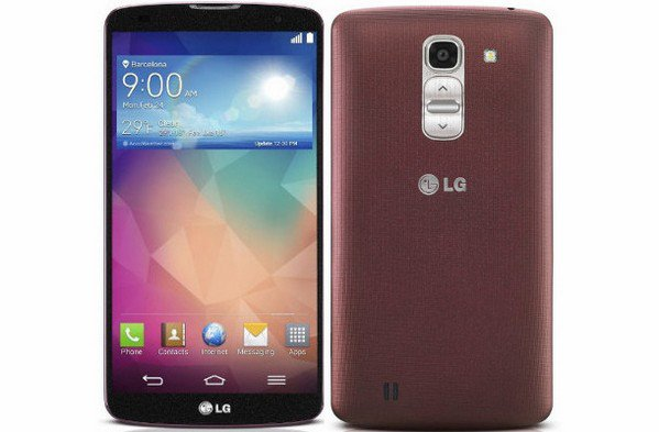 LG 去年推出的 G Pro 2