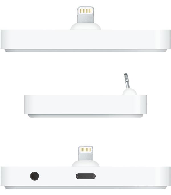 唔駛再用雜牌配件!Apple 正式發佈首款官方 iPhone Lightning 底座