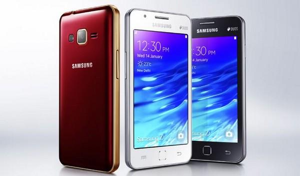 上一代 Samsung Z1