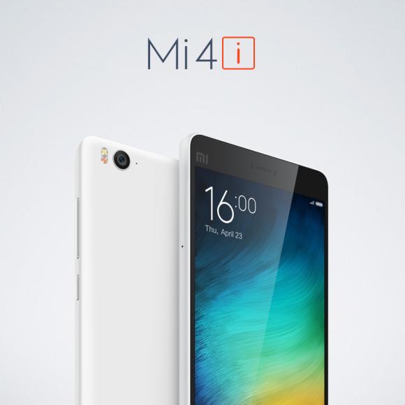 【報價】$1,599 購買 1080p 屏幕雙卡 4G「小米手機 4i」