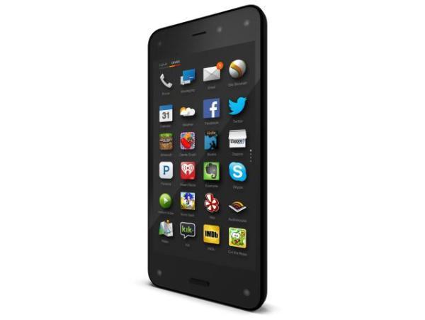 Amazon 的 Fire Phone 同樣具備 3D 功能,只可惜銷情慘淡