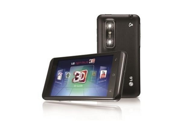 LG 曾於 2011 年推出過配備 3D 相機的 Optimus 3D