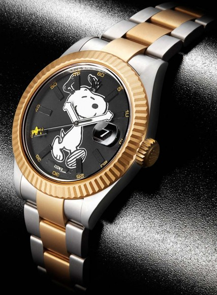 Bamford-The-Rodnik-Band-Snoopy-Rolex-Watch-1