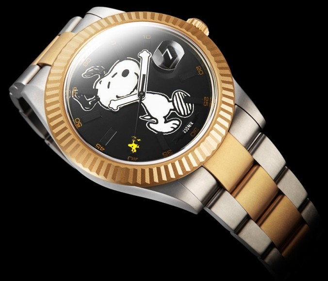 Bamford-The-Rodnik-Band-Snoopy-Rolex-Watch-2