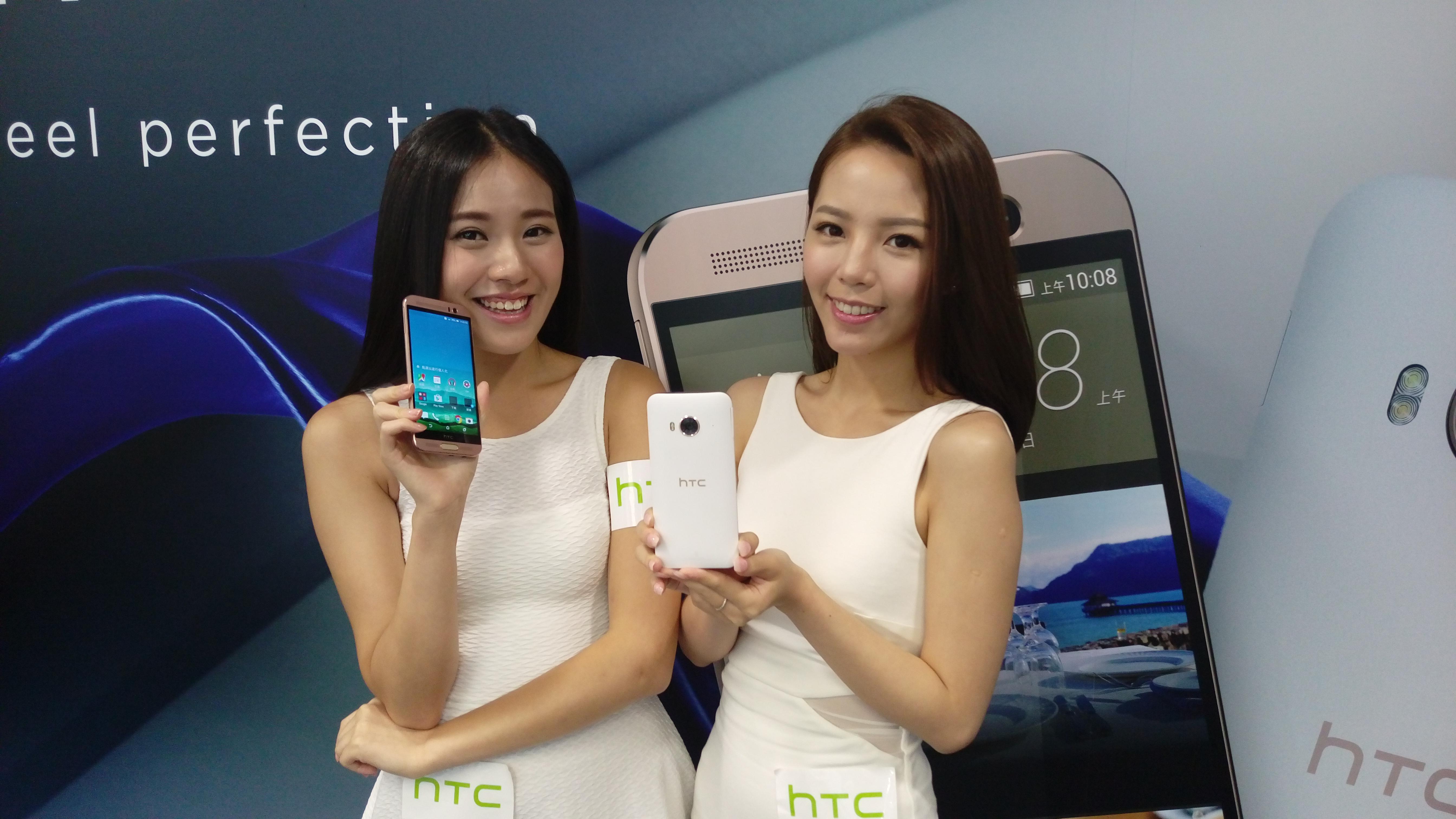 小編 :「膠殼版更抵玩!x2」- HTC One ME dual sim