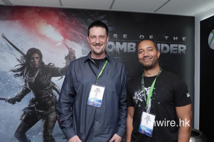 ROTTR 工作人員向記者試玩內部 Alpha 版本,透視更多 E3 未公佈資料