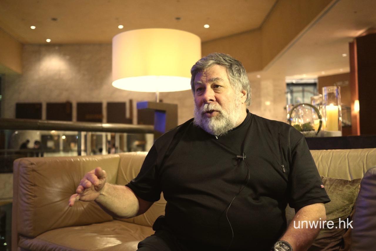 小米、Apple、Win10.. 無所不談 ! Apple 共同創辦人 Steve Wozniak 跟 unwire 讀者大談科技經 | 香港 UNWIRE.HK 玩生活.樂科技