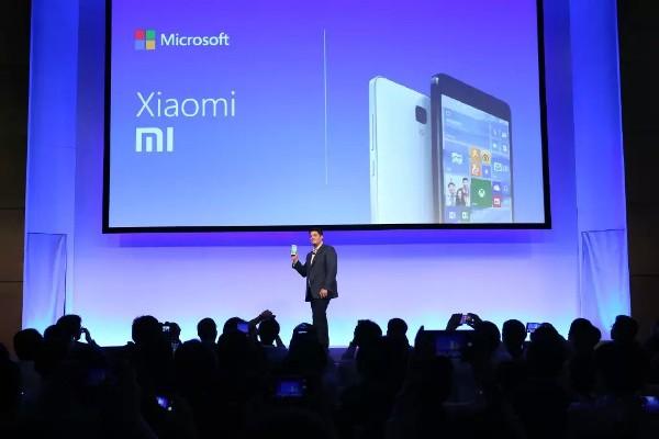 今年 3 月小米宣佈小米 4 將可支援 Windows 10 Mobile