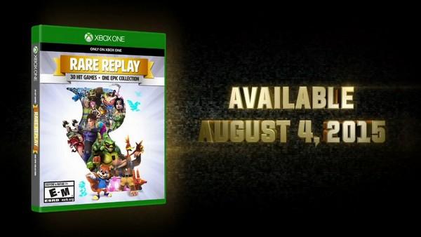 《Rare Replay》收錄多達 30  款經典遊戲