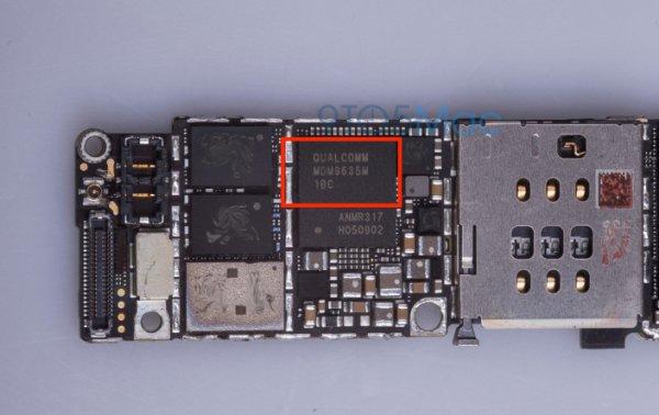 日前流出的 iPhone 6s 底板