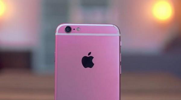 有傳 iPhone 6s 或會推出全新的粉紅色