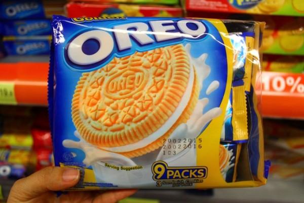 雖然日本都有 OREO,但卻沒有這種口味