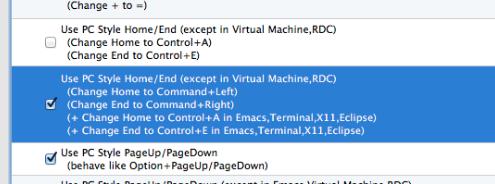 PC Keyboard 在 Mac 使用時可以配合第三方軟件把功能鍵 remap 一次