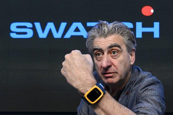 Swatch 的行動令人百思不得其解