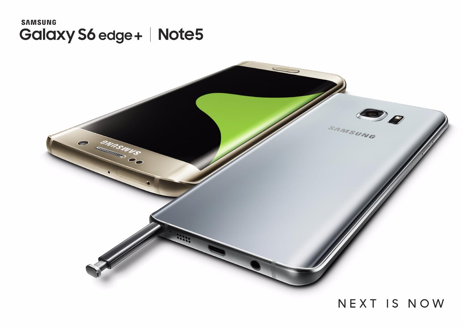 【報價】821 推出!Samsung Note 5、S6 edge+ 售價 $5,688 起