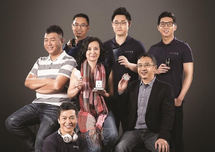 在九龍灣MegaBox舉行的「動感科學園地」活動中,呈獻六項與我們日常生活息息相關的最新發明。