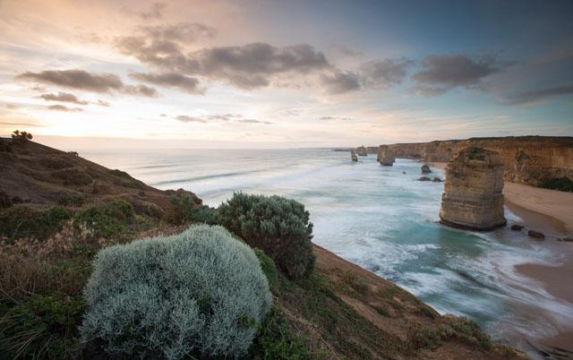 澳洲,大洋路,十二使徒岩