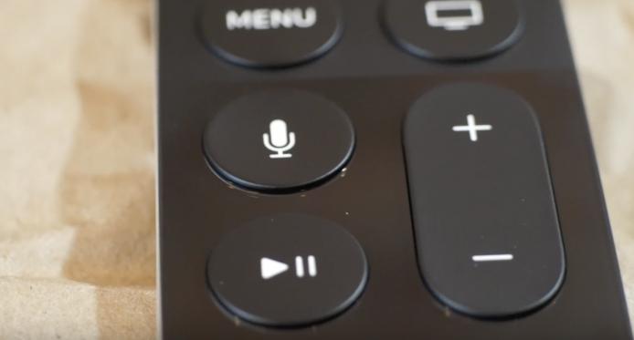 remote 按鍵好淺