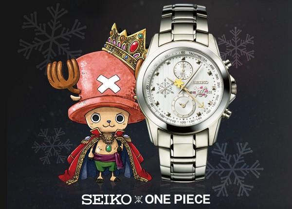 只售 5,000 隻!Seiko 推出《One Piece》索柏限量版手錶玩含蓄