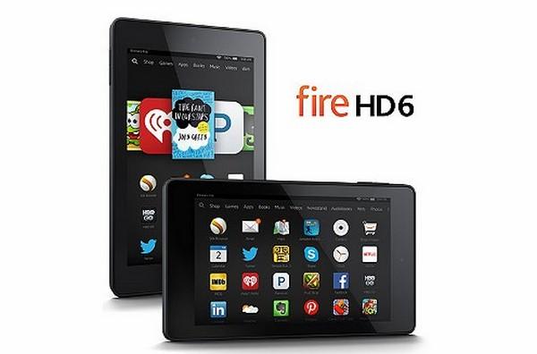 目前 Amazon 旗下的 Fire HD 6 平價售價為 99 美元