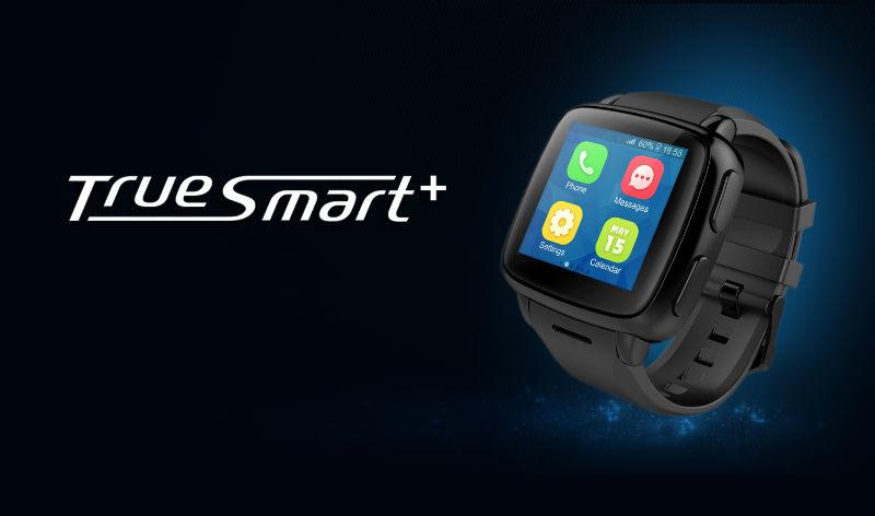 可裝 Apps 獨立使用 Omate TrueSmart+ Android 5.1 智能手錶