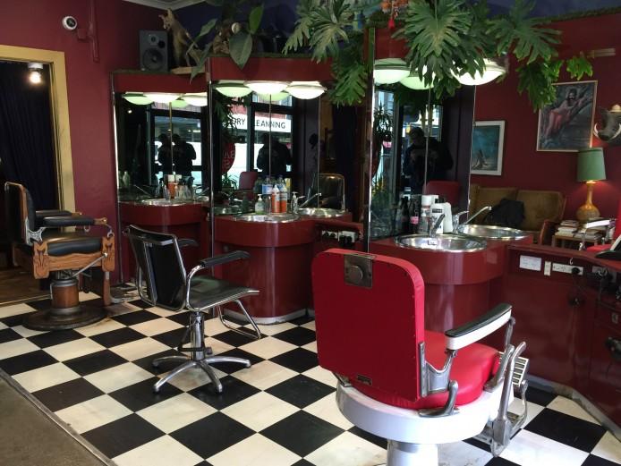 Cuts & Glory Pop Up Barber Shop