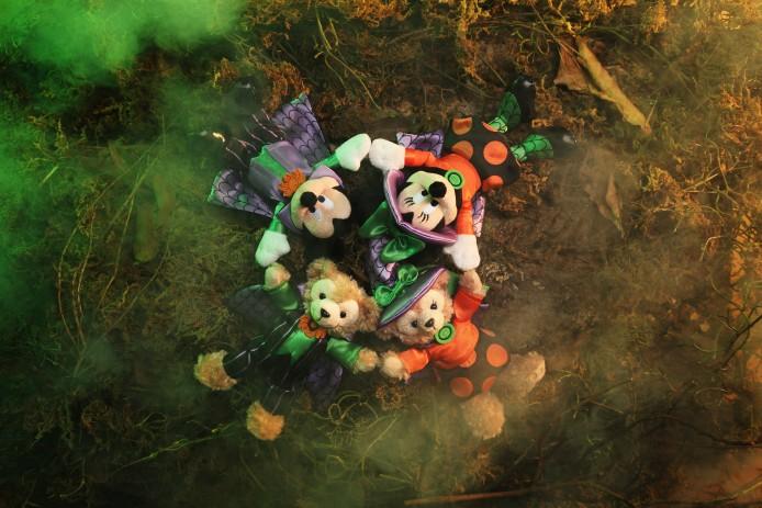 Disney Haunted Halloween Merchandise_Group Photo_1