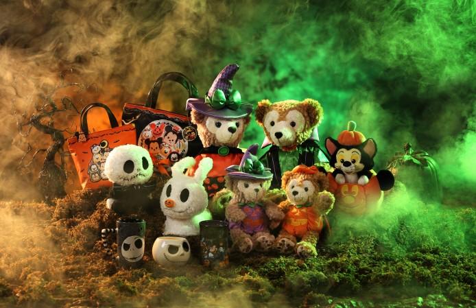 Disney Haunted Halloween Merchandise_Group Photo_2