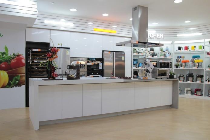 9 樓這個多元化廚房又是否 Wire 民的 Dream Kitchen 呢?據豐澤透露,這個廚房未來將會邀請不同烹飪達人,即場舉辦不同的課程或活動,愛好煮食的你就不能錯過。