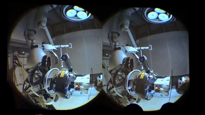 1920 x 1200 / 90FPS 的熒幕規格下,感覺比其他 VR 裝置畫面更佳更流暢
